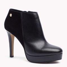 Tommy Hilfiger Lucy Ankle Boots - black (Schwarz) - Tommy Hilfiger Stiefeletten - detail-Bild 0
