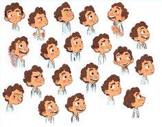 Disney Pixar, Art Disney, Disney Animation, Disney Movies, Character Design Animation, Character Drawing, Character Concept, Character Sheet, Pixar Concept Art