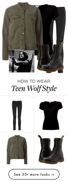 """""""dress like allison argent"""" by brighteyedhemmo on Polyvore"""