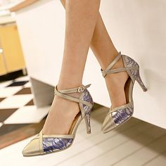 Women's Shoes Stiletto Heel Pointed Toe Sandals  Shoes More Colors available – CAD $ 55.59