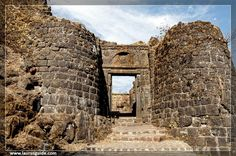 Sinhgad or Sinhagad (Strong Lion) is a fortress located about 30 kilometers south of the city of Pune, India. Formerly Kondana, the fort was the scene of many important battles, including the Battle of Sinhagad in 1671. It was also strategically located at the center of a chain of other highlights such as Rajgad, Purandar and Torna.