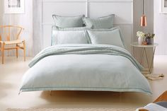 Hopeton Duvet Cover by Sheridan Duvet Covers, Comforters, Bedding, Blanket, Furniture, Home Decor, Creature Comforts, Quilts, Decoration Home
