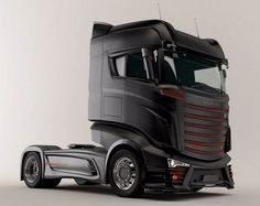 Scania R1000 concept #trucking #concept #scania