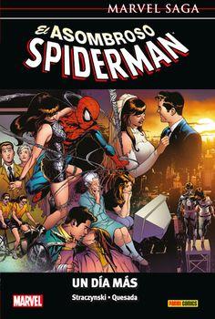 Marvel Saga 31 El Asombroso Spiderman 13 saga del trepamuros que más controversia ha levantado jamás, reunida en un tomo lleno de extras, portadas alternativas y entrevistas con los autores. Spiderman se embarca en una misión de la que no puede salir victorioso: salvar la vida de su querida tía May. ¿Qué harías tú si sólo tuvieras... un día más?
