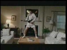 David Archuleta - Guitar hero commercial.