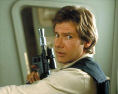 Harrison Ford Star Wars Han Solo  8x10  Glossy Photo