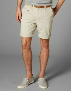 Bellfield Phlox Chino Shorts