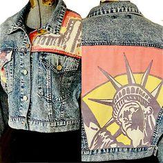 Vintage Suede 60s Hippie BOHO 70s Jackson 5 Unisex Bolero Cropped Waistcoat