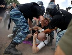 A gay rights supporter is beaten to the ground. | 36 Photos From Russia That Everyone Needs To See http://www.buzzfeed.com/mjs538/photos-from-russia-everyone-needs-to-see