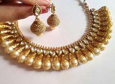 #antiquejewelry#n.set Price-2050/- by snehaljewel