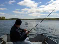 Quabbin Reservoir Fishing | 2006 Quabbin Reservoir Fishing Trip