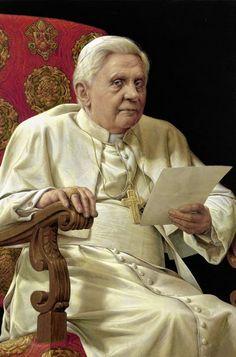 El Museo de Alberto: Papst Beneedikt XVI