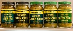 Santa Fe Ole Green Chile Products