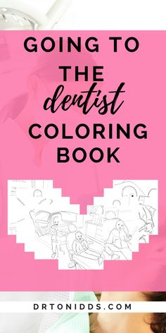 Going to the Dentist Coloring book is sure to be a hit with your little one. This coloring book is used to open up the conversation with your little one about going to the dentist. There are 15 pages that follow a story of going to the dentist. It includes waiting in the waiting room, sitting in the big chair and opening big for the dentist to count the child's teeth. For every coloring book that is sold, a portion will be donated to Smile Train. [ad]
