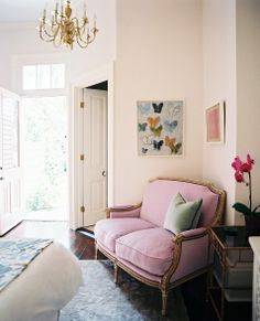Inspiring Spaces: New Orleans Home | Lovely Clusters - http://www.lovelyclustersblog.com