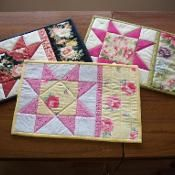 44 Best Quilted Hot Pads Images On Pinterest Potholders