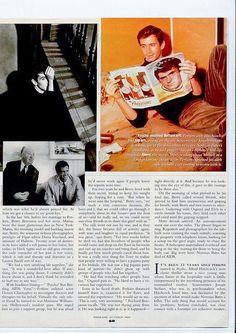 Anthony Perkins, Magazine, journal, article