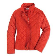 Larry Levine Women's Quilted Jacket Orvis. $74.00