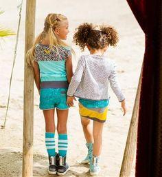 Ninni Vi meisjeskleding collectie voorjaar zomer 2016. Shop nu online @ http://www.nummerzestien.eu/ninni-vi/m163.aspx Ninniv Vi spring/summercollection 2016! #ninnivi #spring/summer 2016 #new #girlswear #sporty #sportief  #girly #hip # trendy #meisjeskleding