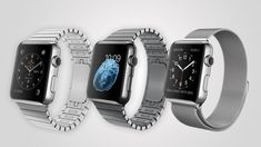 Along with the launch of its latest smartphones, Apple also unveiled the range of its wearable called Apple Watch. This long-awaited debut includes three wearable watches that include Apple Watch, Apple Watch Sport, and Apple Watch Edition. Apple Watch Price, Apple Watch Colors, Apple Watch Wristbands, Wearable Technology, Apple Watch Series 3, Watch Video, Tech Gadgets, Smart Watch, Cool Things To Buy