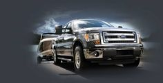 2014 Ford F-150 - Outstanding Towing Capability Visit http://www.fordgreenvalley.com/