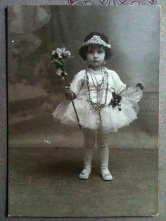 Ballerina from Barcelona, dated 1926