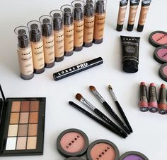 Our Sheer POREfection® Foundation, Color Source Buildable Blush, Nude Necessities Eye Shadow Palette and Alter Ego Lip Extensions are just some of our faves for Spring! Gerard Cosmetics, Becca Cosmetics, Huda Beauty, Beauty Makeup, Makeup Haul, Beauty Room, Love Makeup, Makeup Organization, Makeup Collection
