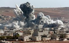 The United States in the past year dropped more than 20,000 bombs on Muslim-majority countries Iraq, Syria, Afghanistan, Pakistan, Yemen and Somalia, according to a study by the Council on Foreign Relations (CFR).
