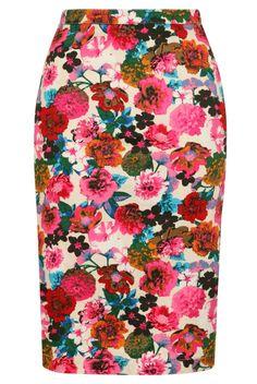 vintage floral prints