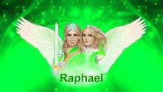 Spiritual Music, Archangel Raphael, Relaxing Music, Inner Peace, Pray, Spirituality, Mindfulness, Healing, Affirmations
