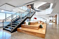 Strong brew: Heineken HQ spurs innovation through interaction [slideshow] | Building Design + Construction