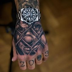 Clown Tattoo, Chicanas Tattoo, Forarm Tattoos, Dope Tattoos, Forearm Tattoo Men, Finger Tattoos, Leg Tattoos, Body Art Tattoos, Chicano Tattoos Gangsters