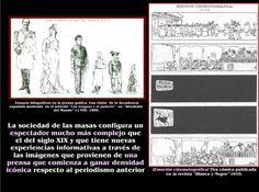 Conferencia sobre las imágenes y sus tecnologías de representación en épocas de cambio. El caso de la Sociedad de las Masas (Ficha 10 de 12)