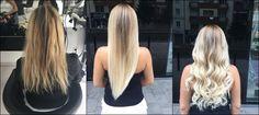 """Képtalálat a következőre: """"copacabana hair white hair"""" Hair Shop, White Hair, Extensions, Hair Beauty, Long Hair Styles, Long Hair Hairdos, Sew In Hairstyles, Long Hair Cuts"""