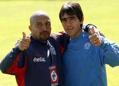 Conejo Pérez y Chelito Delgado..