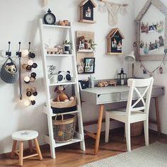 Nursery Shelves, Room Decor, Wall Decor, Teen Bedroom, New Room, House Rooms, Girl Room, Ladder Decor, Bookcase