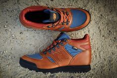 59998261e4a92 New Balance Launches the Rainier Remastered Hiking Boot Just in Time for  Your Fall Adventures