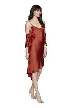 GISELLE DRESS- GINGER