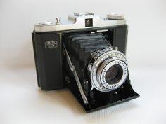 cámara de fuelle Zeiss Ikon Nettar 6x6