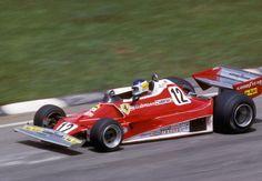 Carlos Reutemann Ferrari 1977