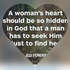 Seeking God's best by seeking God first.