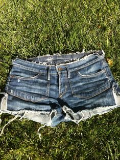 DIY cut-offs (even for those that are too tight!!)
