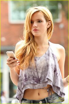 "( ☞ 2017 ) ★ CELEBRITY WOMAN ★ BELLA THORNE "" Pop rock ♫ electropop ♫ dance-pop ♫ R&B ♫ "" ) ★ ♪♫♪♪ Annabella Avery Thorne - Wednesday, October 08, 1997 - 5' 8"" 123½ lbs 34-24-35 - Pembroke Pines, Florida, USA."