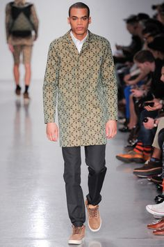 Christopher Raeburn Spring 2014 Menswear Collection Slideshow on Style.com