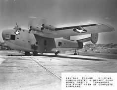 Amphibious Aircraft, Ww2 Aircraft, Military Helicopter, Military Aircraft, Sea Planes, Us Navy Aircraft, Float Plane, Pontoons, Experimental Aircraft