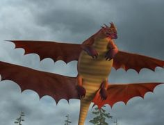 DRAGONS: RACE TO THE EDGE | New Dragon Revealed: Singetail