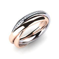 Find a wide range of Diamond Engagement Ring at GLAMIRA. Wedding Jewelry, Jewelry Box, Jewelry Rings, Jewelry Accessories, Wedding Rings, Gold Jewellery, Diamond Rings, Diamond Engagement Rings, Gold Rings