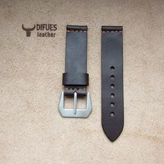 Leather watch strap | DIFUES leather