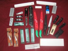 Lot 30 Knives * Gerber * Maxam * MTech * Frost * Most NEW * A Few Used