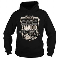 I Love ZAMUDIO-the-awesome Shirts & Tees